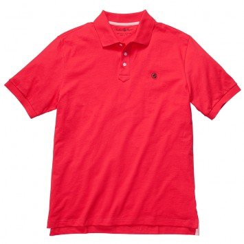 Proper Polo - Cherry Red